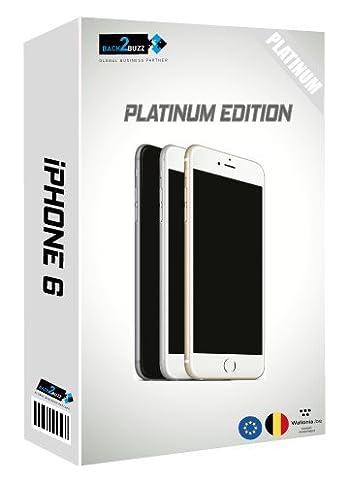 Apple iPhone 6 Gris Sidéral 16Go Smartphone Débloqué (Reconditionné
