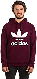 weinrote adidas pullover