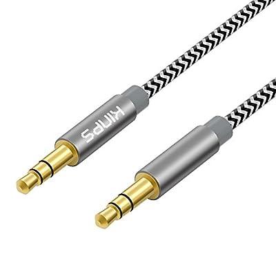 Audio cabke braided