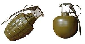 MK2 M67 Set de Combat 2 grenade militaire des ?tats-Unis (japon importation)