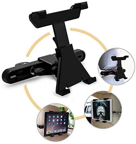 YXZQ Handyhalterung, Tablet-Autohalterung 7 '-10' Universal-Kopfstützenhalterung, A