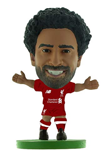 Creative Toys Company - Soccerstarz - Liverpool Mohamed Salah Home Kit (2019 version) (NEW SCULPT) /Figures (1 TOYS)
