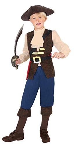 di Smiffy - 355 370 - Disguise Jack The Pirate Child - Taglia L