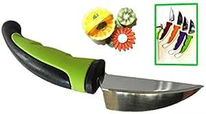 Garnier coltello obstgarnierer garnierer verdura coltello Cucumber Knife