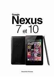 Google Nexus 7 et Nexus 10