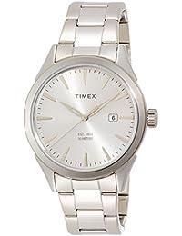 Timex Herren-Armbanduhr Analog Quarz TW2P77200