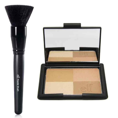 Studio Golden Bronzers and Powder Brush
