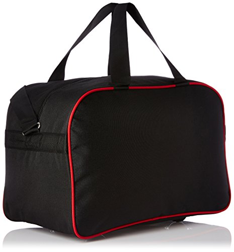 9fad91072932 63% OFF on Kuber Industries Canvas 42.5 cms Black Travel Duffle  (TRAVEL035922) on Amazon