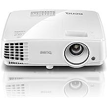 BenQ TH530 Full HD 3D DLP-Projektor (Full HD, 3200 ANSI Lumen, Kontrast 10000:1, 1,1x Zoom) weiß