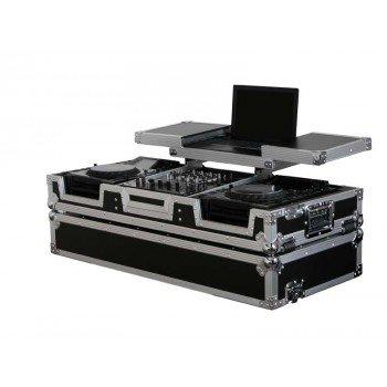 Odyssey DJ Set Case 12/Player Large Black Flightcase