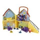 Peppa Pig - Casa de juegos (incluye figura de Peppa Pig) La casa de juegos de...