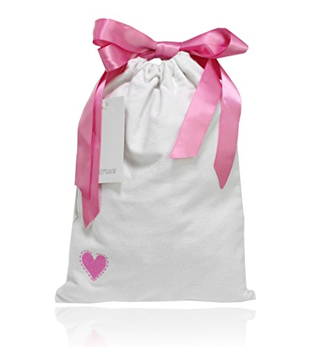 Umstands-Stillnachthemd-Schwangerschaftsnachthemd mit Spitze, Verspielte Nachtwäsche für Schwangerschaft und Stillzeit, Dunkelblau, HERZMUTTER (2200) Lila