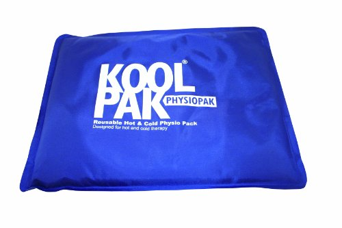 Koolpak Luxury Reusable Hot and Cold Physio Pack 36 x 28cm