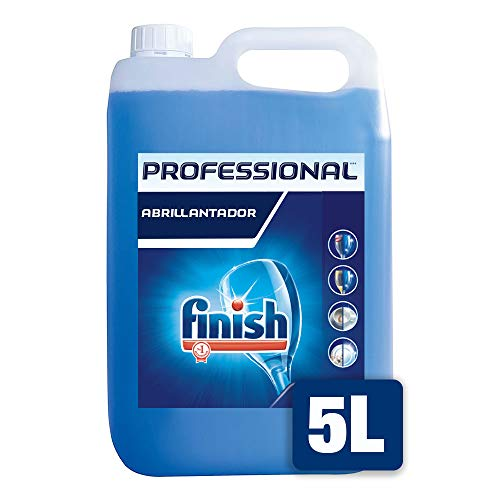 Finish Lavavajillas Abrillantador Professional - 5 L