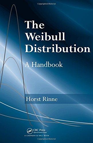 The Weibull Distribution: A Handbook