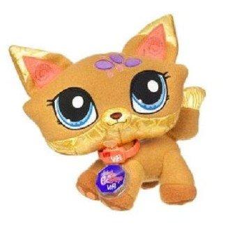 Imagen principal de Peluche Littlest PetShop VIP Zorro 17 cm