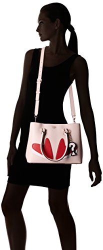 Guess Vq654136 Borsetta Da Donna In Similpelle Multicolore (cameo)