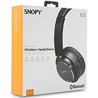 Snopy SN-BT41 Bluetooth Kulaklıklar, Siyah