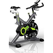 FMYMY Bicicleta Vertical, Ciclismo Interior Bicicleta Ejercicio Entrenamiento Estacionaria Bicicleta para Casa Cardio Gimnasio Entrenamiento