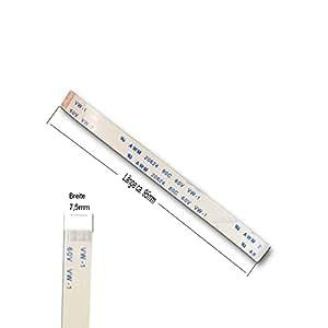 Bucom Câble plat/câble ruban pour manette Sony PS4DualShock Touchpad 14broches