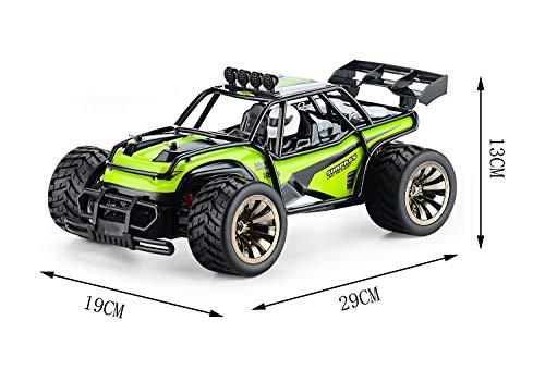 RC Auto kaufen Truggy Bild 5: Aandyou Ferngesteuertes Auto,1:16 RC Auto,2.4GHz Ferngesteuertes Monstertruck,High Speed RC-Auto mit 2 wiederaufladbaren Batterien*