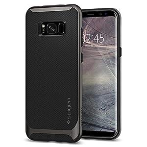 Spigen Neo Hybrid Samsung Galaxy S8 Plus Case for Galaxy S8+ / Galaxy S8 Plus - Gunmetal 571CS21646