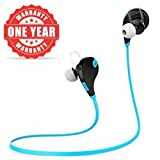 Lambent Wireless Bluetooth Stereo Running Sports Jogger Headset for All Android/iOS Devices