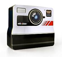 Mustard M 15007 - Contenedor en forma de cámara fotográfica