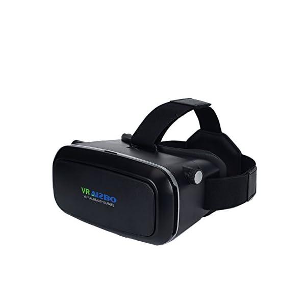 Aizbo-PPVR2016-3D-VR-Virtual-Reality-Headset-3D-VR-Glasses-Black