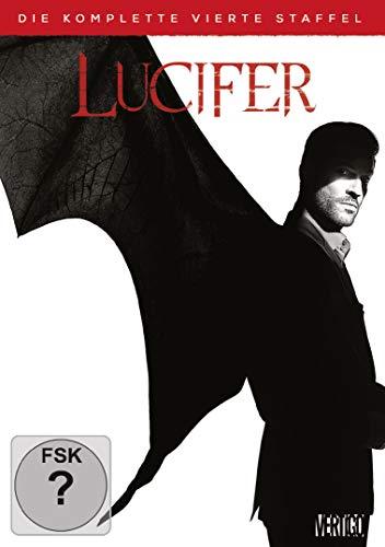 Lucifer - Die komplette 4. Staffel [3 DVDs]