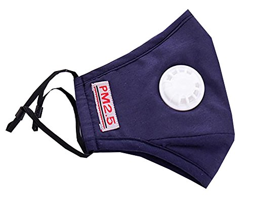 kissing-u-pm25-anti-fog-and-haze-protective-dustproof-antibacterial-mask-breathable-face-mask-navy