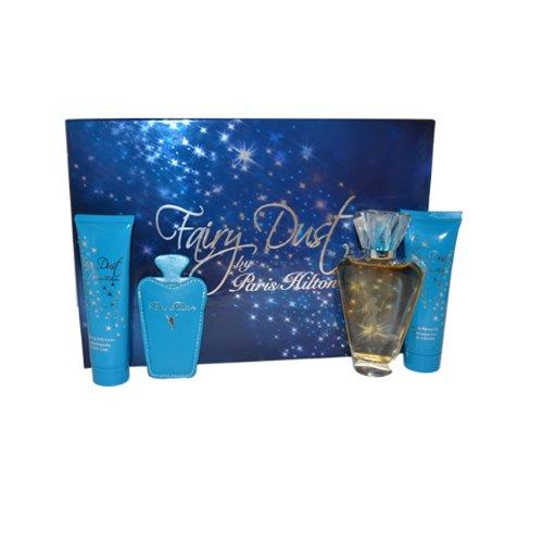 Paris Hilton Fairy Dust Confezione Regalo 100ml EDP Spray + 90ml Gel Doccia + 90ml Lozione per il Co
