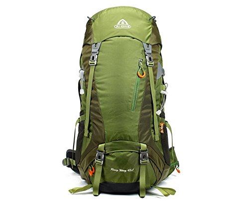 ROBAG Masse Reisen Rucksäcke outdoor verschleißfesten wasserdichten Rucksack 45L army green
