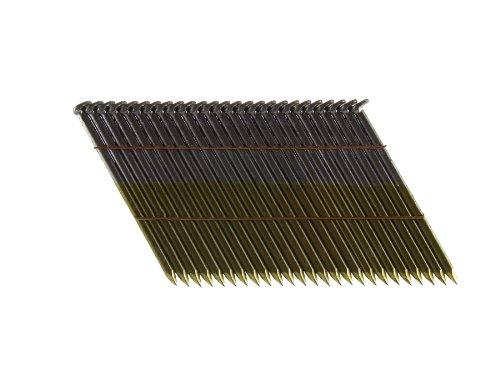 Bostitch N80sb (B & C Eagle 2X 113/28versetzt rund Kopf 2x .113X 28Grad Bright glatter Schaft Draht magazinierte Einrahmung Nägel (2.000Pro Box))