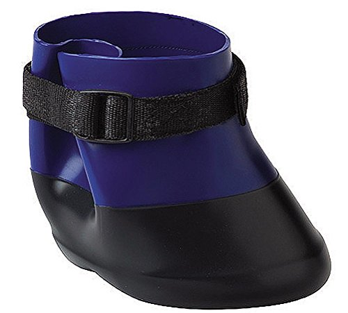 AMKA Hufschuh | Krankenschuh für das Pferd schützt und dämpft | Kühlschuh für Pferde | Gummikühlschuh | Hufschutz | Hoofboot | Hufschutz | Pferdeschuh
