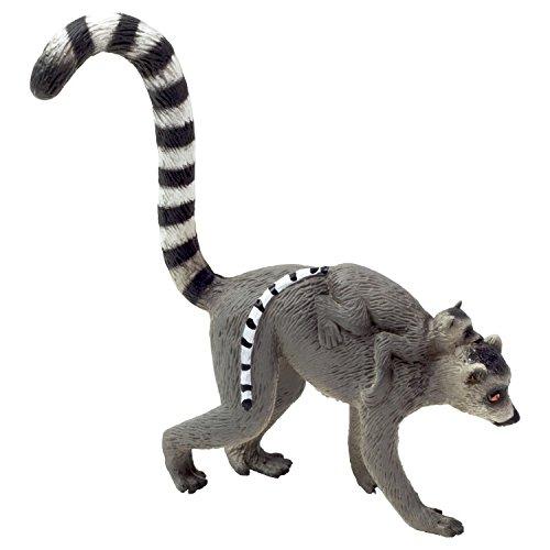 (Mojo Lemur mit Babyfigur)