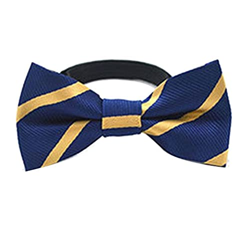 Zhhlaixing Baby Pre-tied Bow Tie With Adjustable Strap Suitable For age 1-3 Years