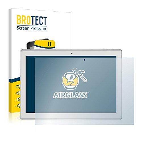 BROTECT Panzerglas Schutzfolie für Lenovo Tab 4 10 HD - Flexibles Airglass, 9H Härte