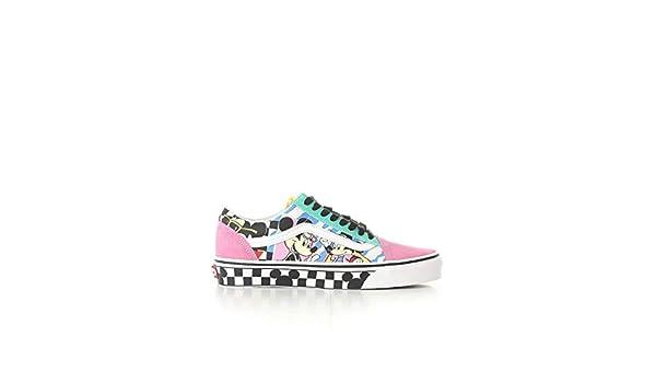 Vans X Disney VA38G1UJE Chaussures de Tennis Femme: Amazon