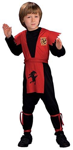 Imagen de rubie de  i 883787m  traje  disfraz  boy  ninja  talla m