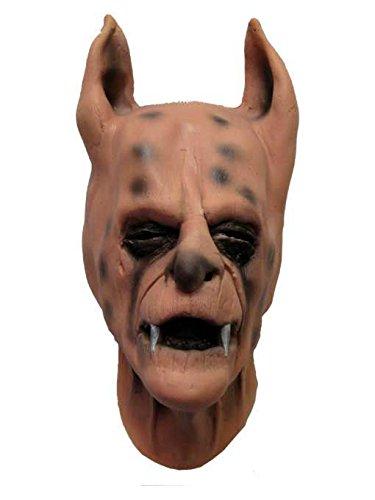 Kostüm Hyäne - Horror-Shop Vampir Hyäne Foamlatex Maske