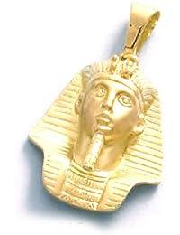 LIOR - Colgante Oro 18k (750) Tutankamon -7.5gr