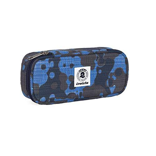 5c77c734e6 Caratteristiche ed informazioni su lema-net astuccio ovale invicta lip  pencil 306021702 camouflage blu porta ...
