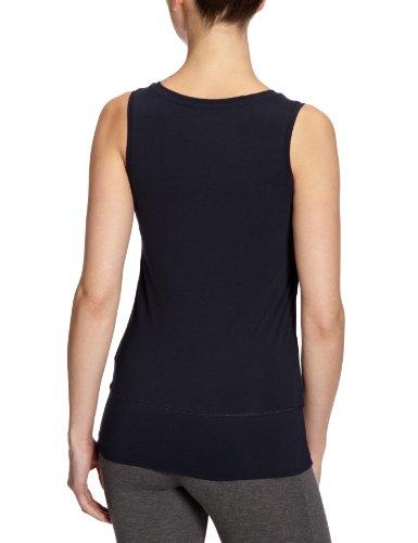 Lotto Jill T-shirt sans manche pour femme bleu marine