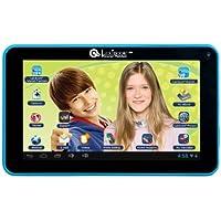 English - Lexibook 7-inch Kids Power Tablet (Eden 1.2GHz Processor, 4GB Storage, Android 4.0 Ice Cream Sandwich)