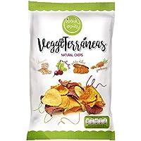 Veggiterraneas, verduras deshidratadas - 12uds de 50 gr. (Total: 600 gr.)