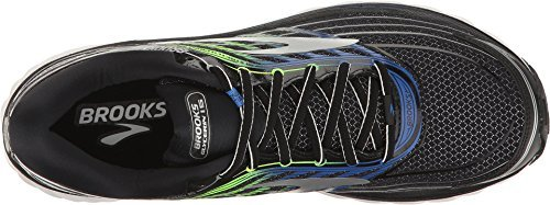 Men's Glycerin 15 Black / Electric Blue / Green Gecko 9 B US