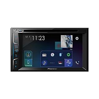 Pioneer AVH-Z2100BT 2DIN Autoradio 15,7 cm (6,2 Zoll) Clear-Type-Touchscreen, Bluetooth Media-Receiver Schwarz