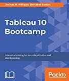 Tableau 10 Bootcamp: Intensive training for data visualization and dashboarding