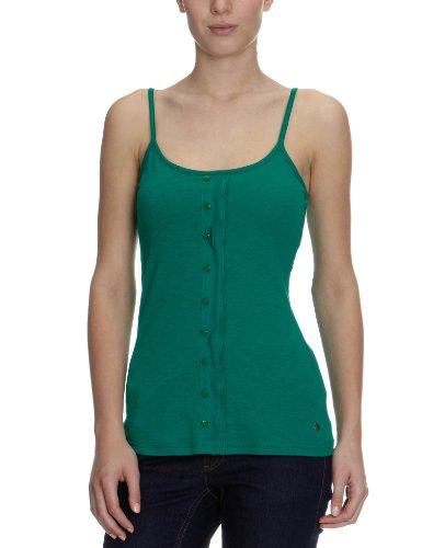 Vero Moda - Top - Femme Vert (ULTRAMARINE GREEN)
